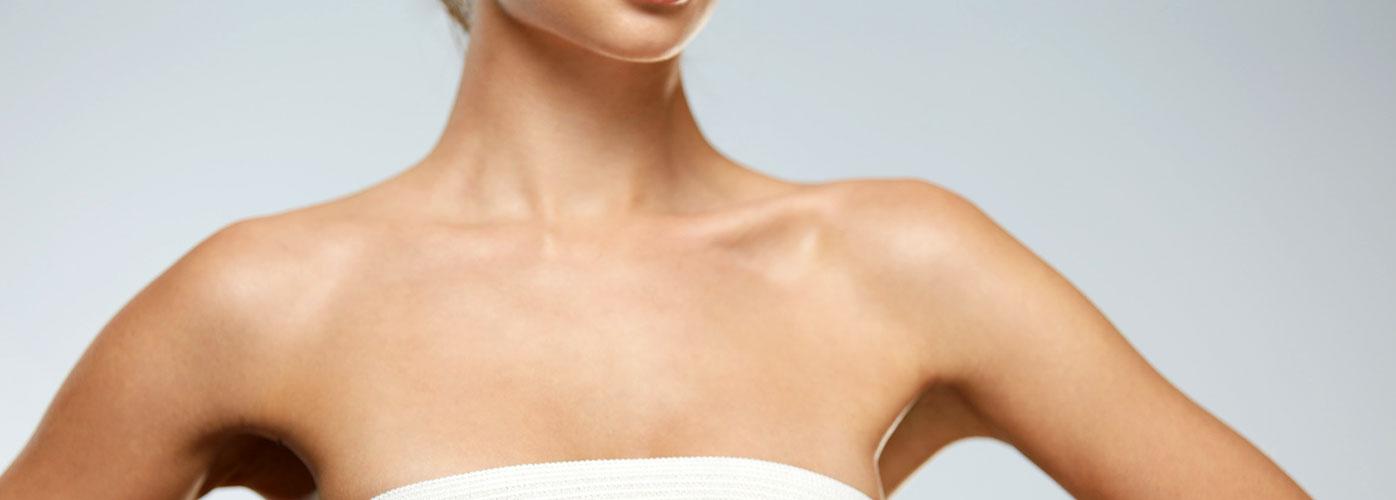 Injection d'acide hyaluronique pour le cou et le décolleté - Centre Marais Esthétique