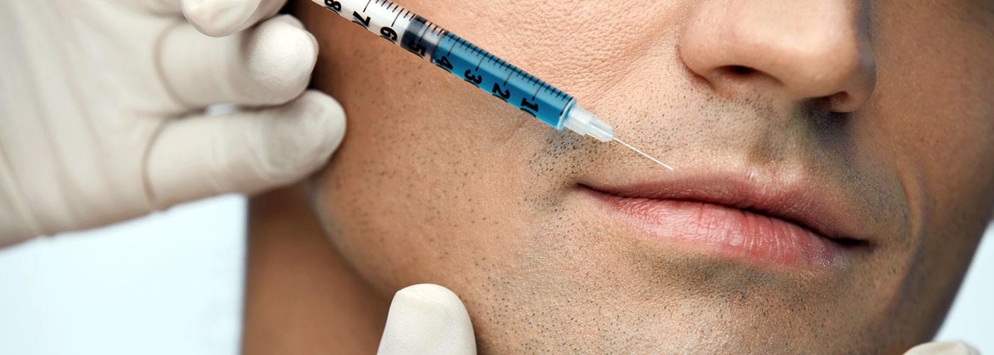 Les injections d'acide hyaluronique pour les hommes à Paris - Centre Marais Esthétique